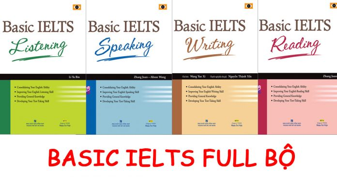 Basic IELTS listening reading speaking writing