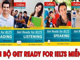Get ready for IELTS pdf + audio