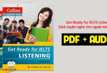 get ready for IELTS listening