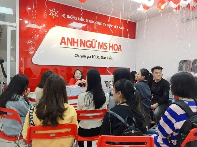 Anh ngữ Ms Hoa và Ms Hoa giao tiếp